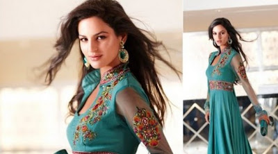 Party Wear Collection Dresses 2013