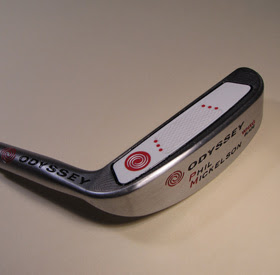 Phil Mickelson's Putter