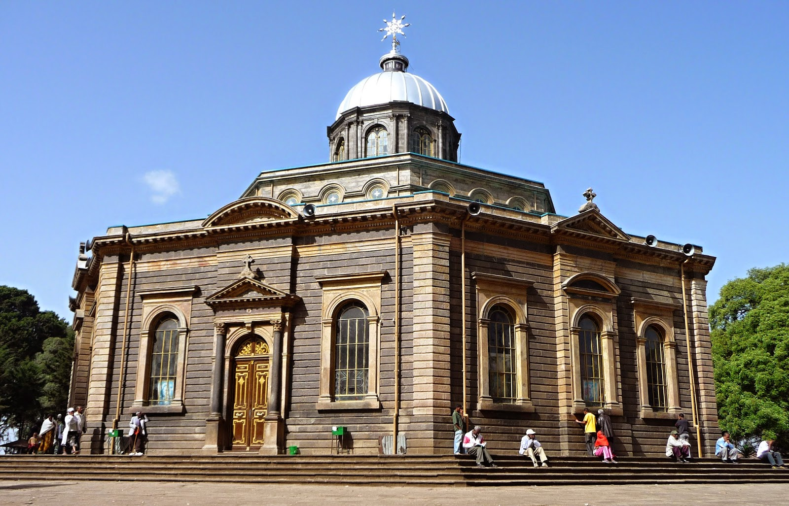 Cathedral church-Addis-Ababa