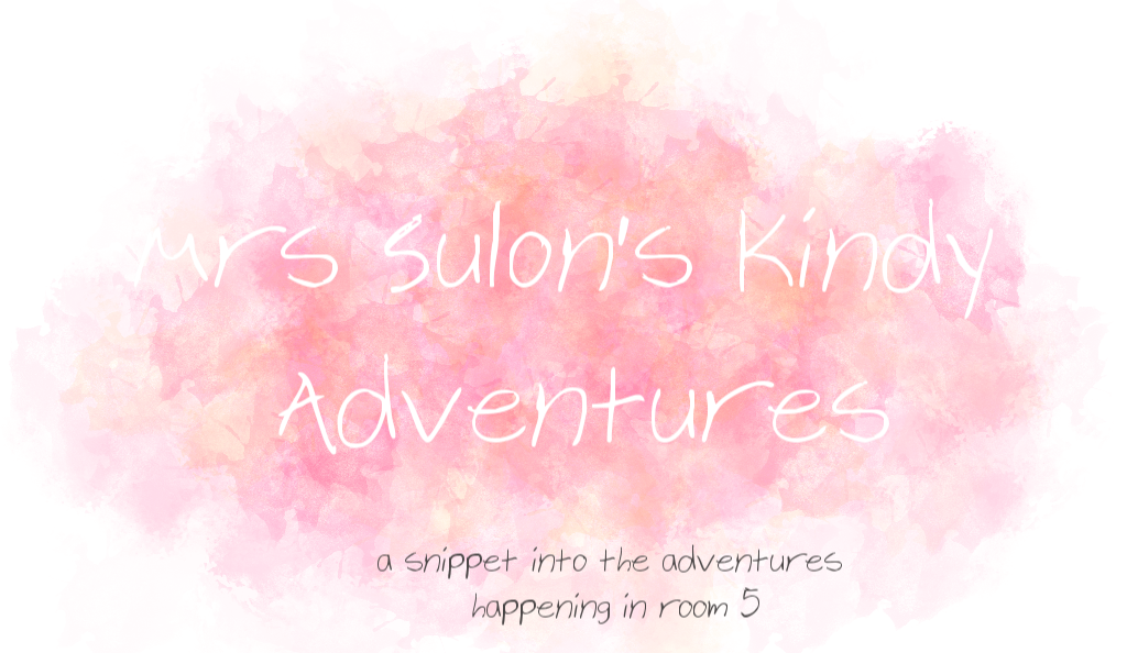Mrs Sulon's Kindy Adventures