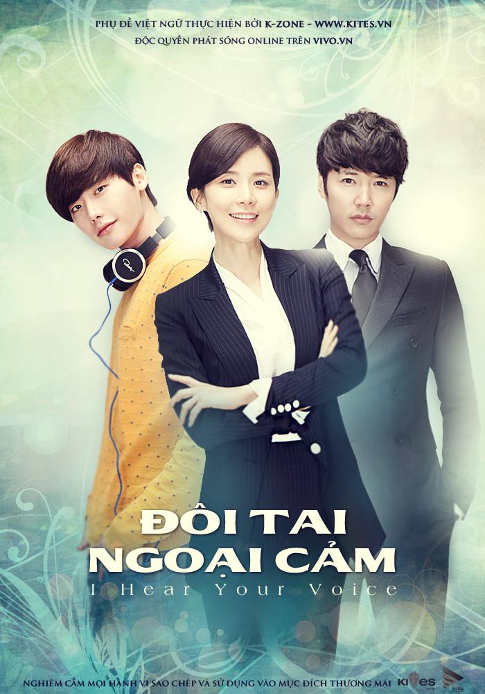 Phim Đôi Tai Ngoại Cảm -  I Hear Your ... 18/18 tập
