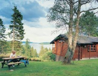 Find Log Cabin Holidays in Northumberland