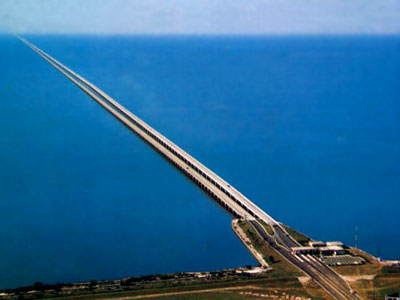The Nuts and Bolts: 10 longest Bridges in the world
