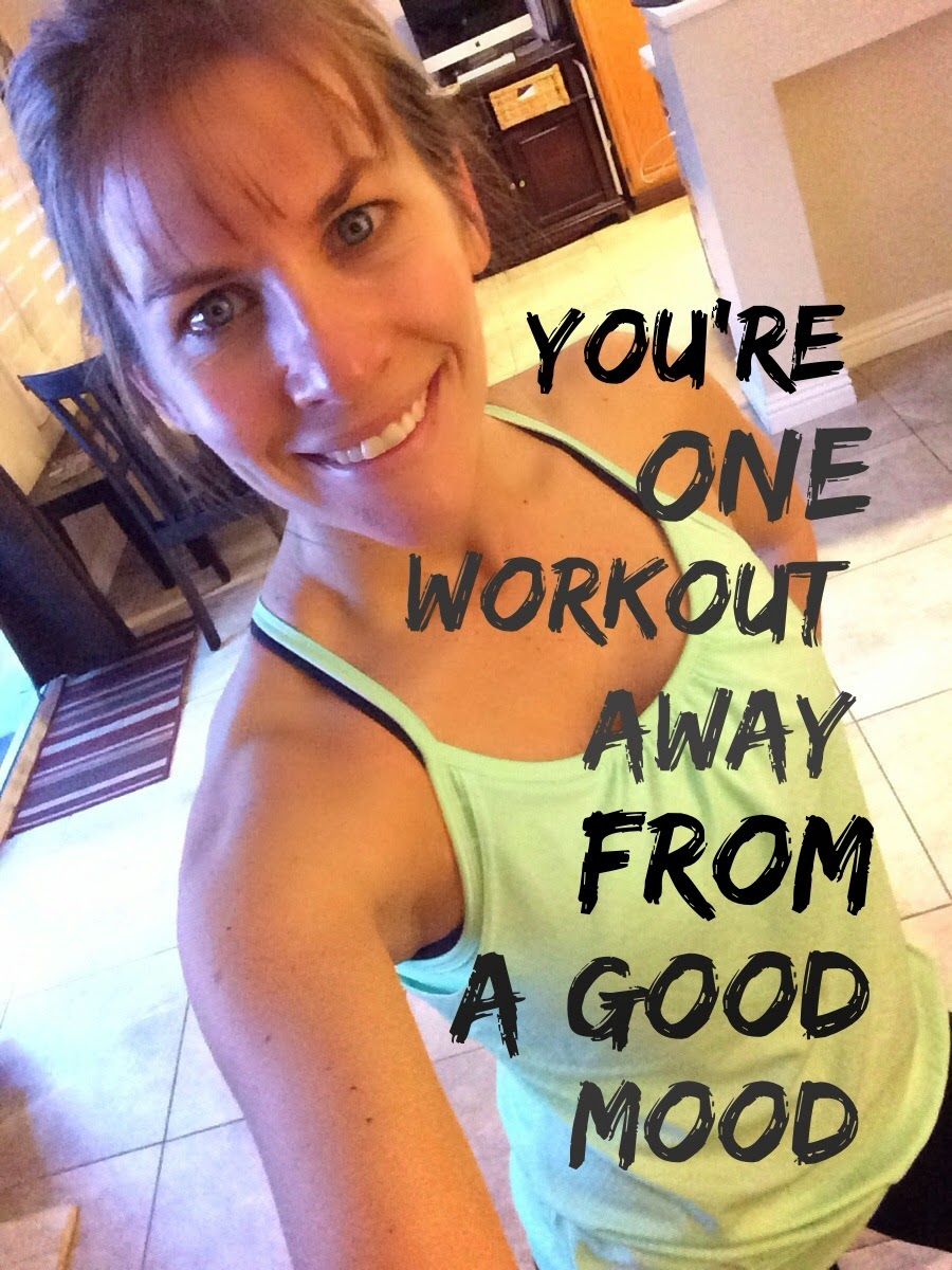 21 Day Fix, workout for a good mood!