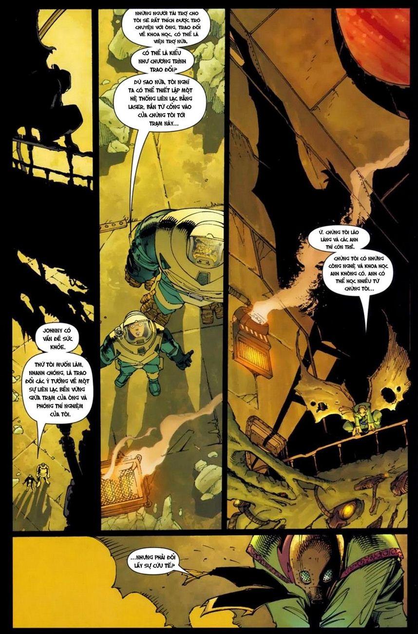Ultimate Fantastic Four chap 16 - Trang 20