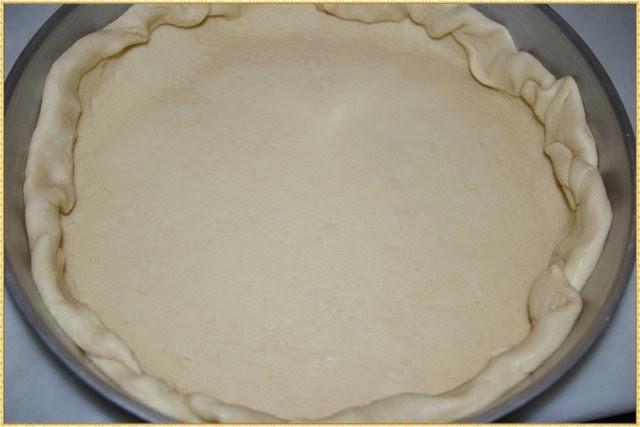 Pastel de Manzana y Albaricoque