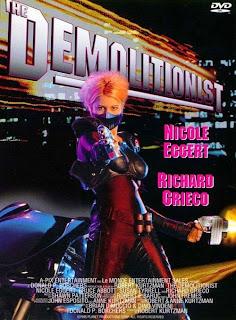 Watch The Demolitionist (1995) movie free online