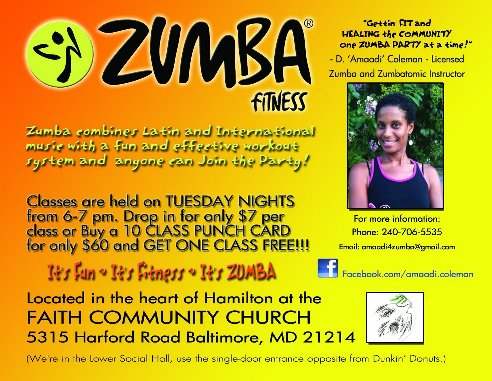 Zumba Instructor Business Cards http://hamiltonlauravillemainstreet.blogspot.com/2011_08_01_archive.html