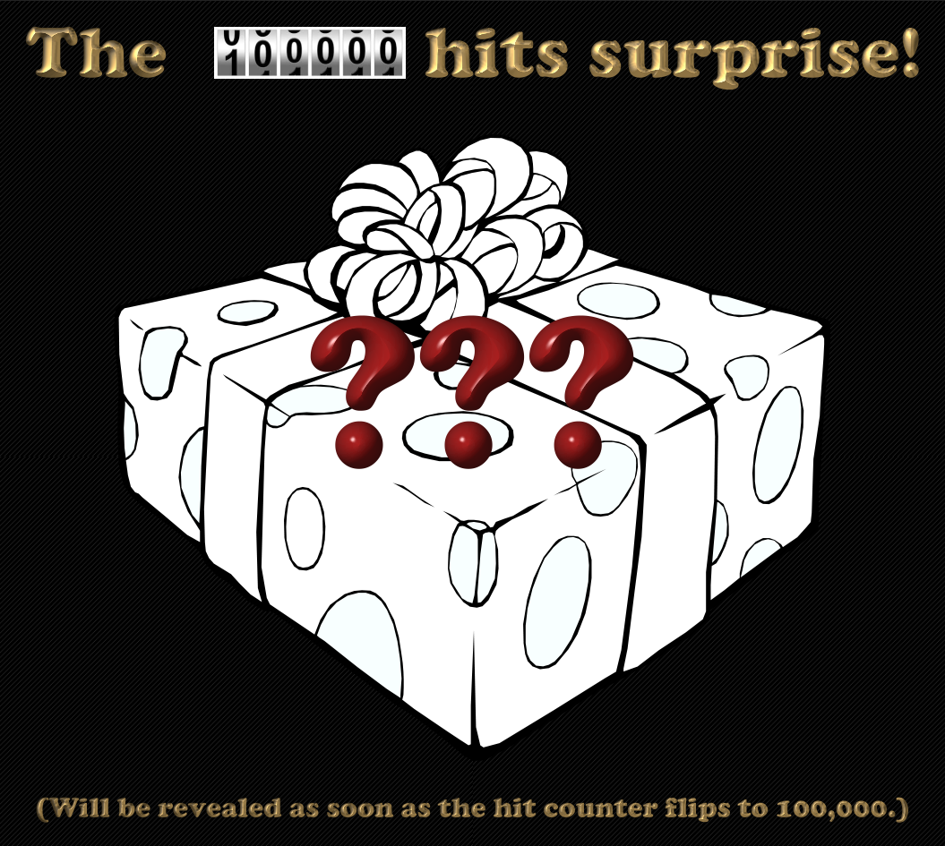 The 100,000 hits special