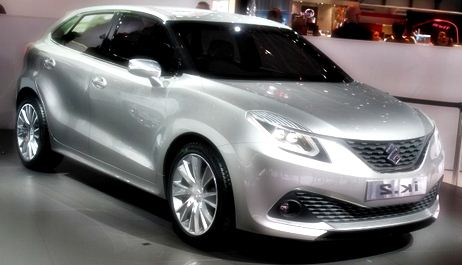 2016 Suzuki Baleno Concept And Review