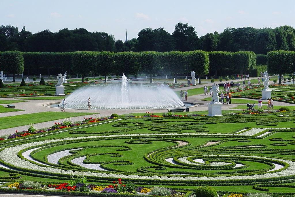 حدائق هيرينهاوزن في هانوفر