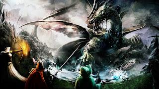 Trine 2 Dragon HD Wallpaper