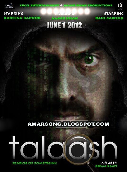 Talaash (2012) Bollywood Movie First Look Info