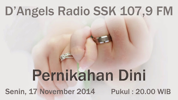 Radio SSK - Pernikahan Dini