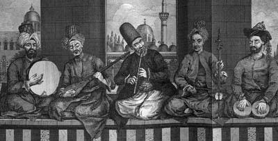 Musik di Dunia Islam
