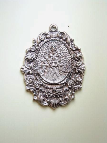 imágenes más demandadas en lñas medallas religiosas