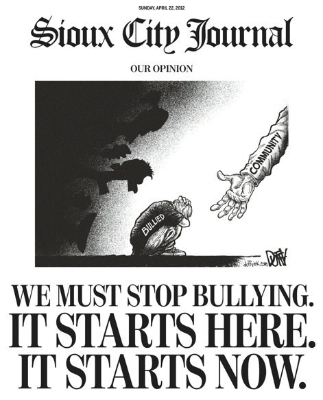 we must stop bullying in schools essay Bullying needs to stop bullying involves a more overempowered kids learn about limits and respect only when parents and schools.