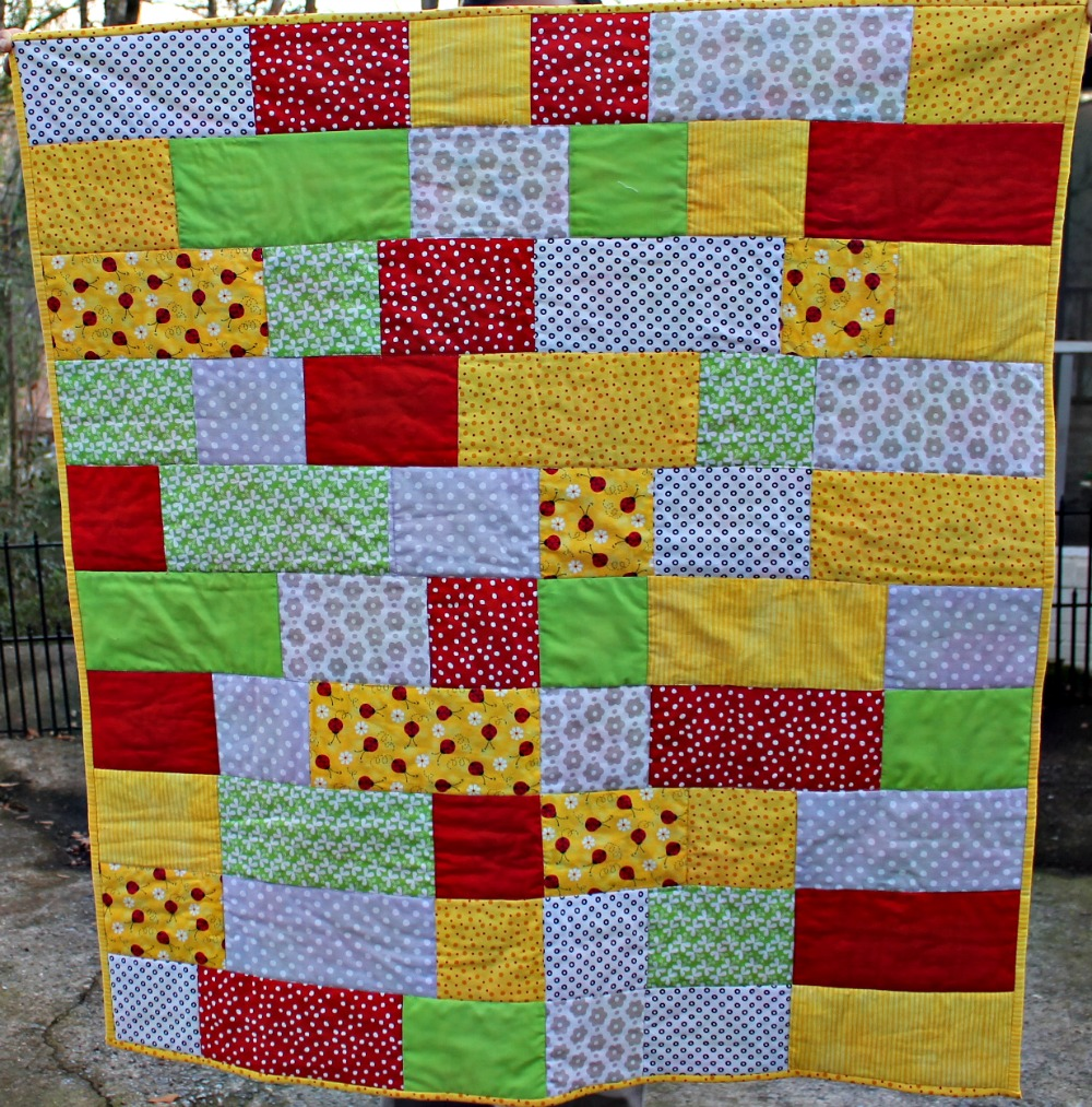 One Hot Stove: Quilting 101