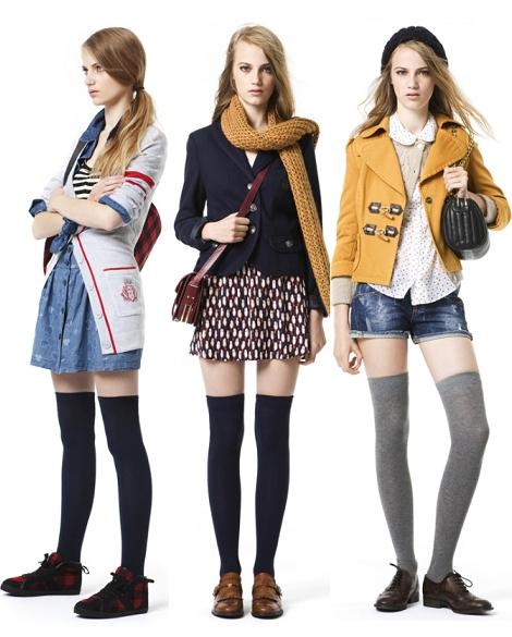 Top teenage girl clothing stores