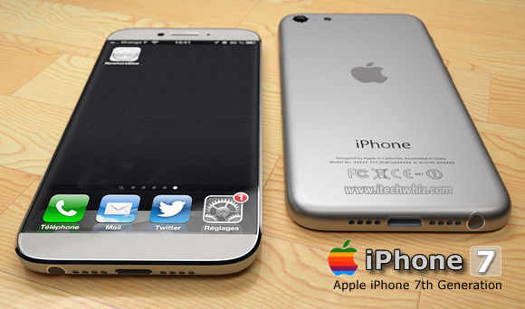 iPhone 7 Release Date, Features, Price, Rumors, Concept Images