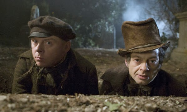 Burke and Hare Starring Simon Pegg and Andy Serkis