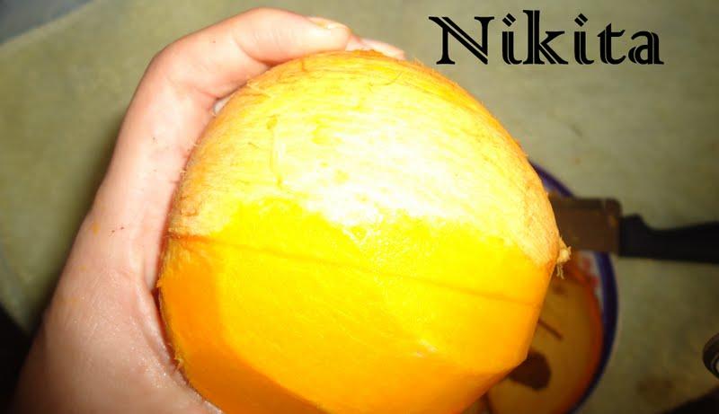 Fruta MameyMamey Salvadoreno