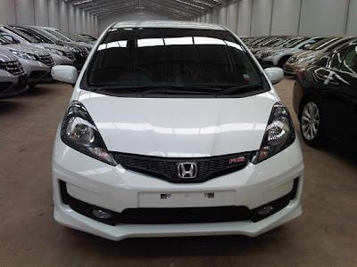 Honda Jazz Baru Bakal Lebih Panjang Dan Lebih Gepeng