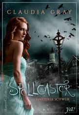 READING: Spellcaster Finsterer Schwur von Claudia Gray