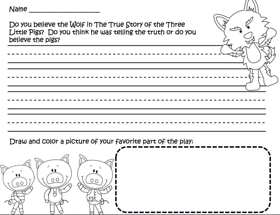 Miss King's Enchanted Kingdom: Worksheet Wednesday