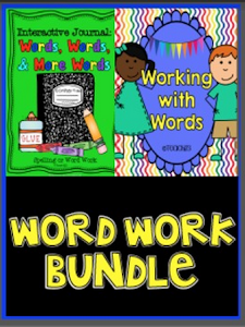 Spelling / Word Work