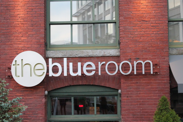 The Blue Room, Cambridge, Mass.