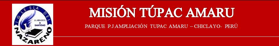 ¨MISION TUPAC AMARU¨