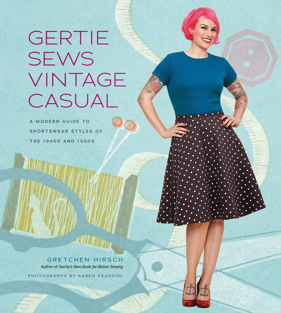Gerties new blog for better sewing dealing with pattern ease my second book jeuxipadfo Image collections