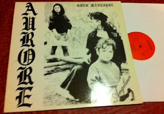 Aurore - Rock\' Mantique 12\'\' (198?, Self-Released)
