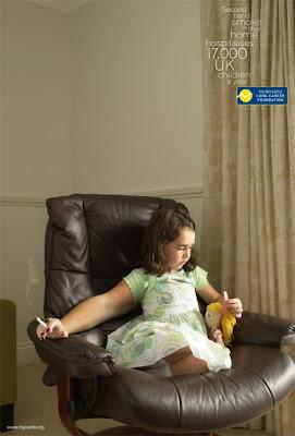 gambar anak kecil belajar merokok