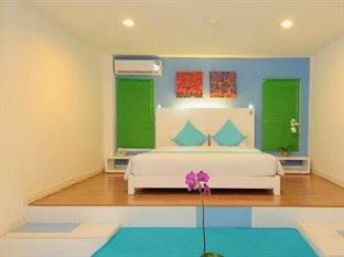 Harga Home @36 Condotel Kuta, Kamar Standar twin