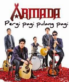 Download Mp3 Armada - Pergi Pagi Pulang Pagi
