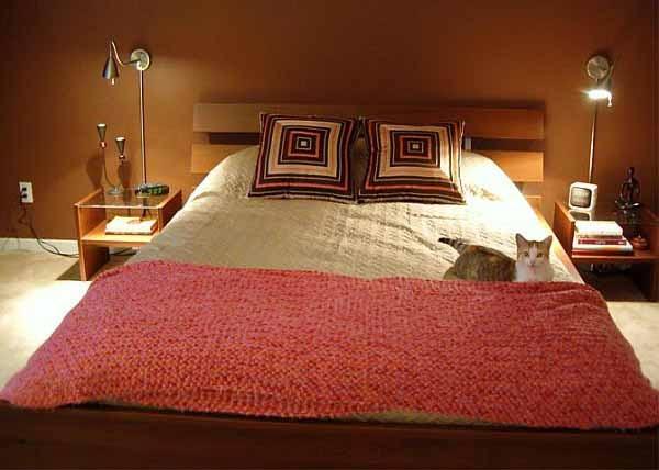 Gambar Foto Kamar Tidur utama