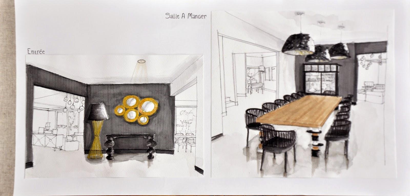 D Co Architecte D Interieur Diplome 44 Poitiers