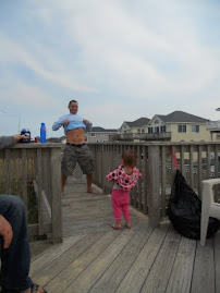 Showing Bellies with Uncle Rob!
