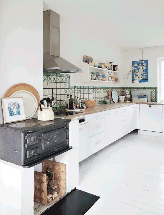 La fabrique d co meubler sa cuisine comme un chef avec for Poele de cuisine