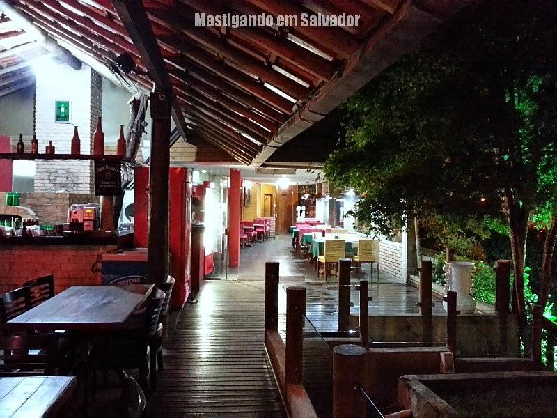 Restaurante Xapitô 39: Ambiente