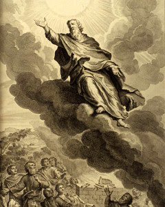 Μέτατρον, ο Γραφέας του Θεού