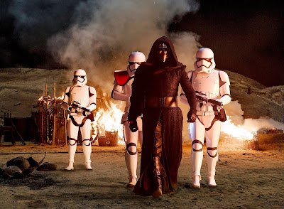 "On ""Star Wars: Episode VII - The Force Awakens"""