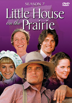 Little House on the Prairie - Season Seven movie