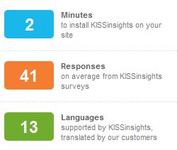 Add KissInsights Surveys To Your Blogger Blog