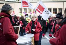 ALEMANIA: Profesores se suman a semana de huelgas en Alemania
