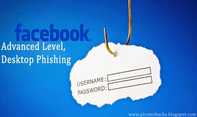 Advanced Level Facebook Desktop Phishing Method - 2015 (Undetectable ...