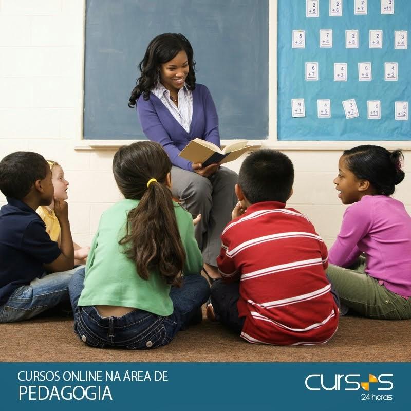 Especialização para Pedagogos Clique na Imagem!