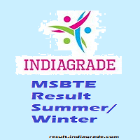 MSBTE Summer Result 2016